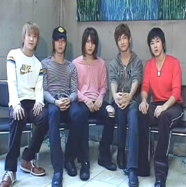 東方神起の韓国と日本でのデビュー日と曲、メンバーの年齢