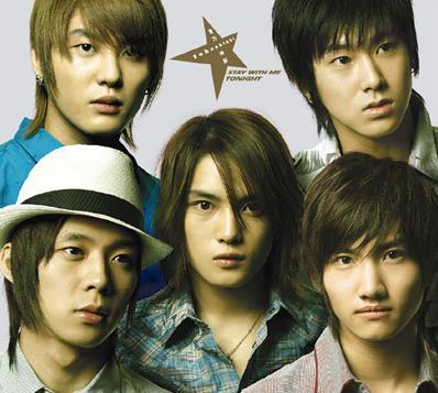 記念すべき日本メジャーデビュー曲『Stay With Me Tonight』。なんと!日本語を習い始めて3か月半でのリリースだったそうですよ