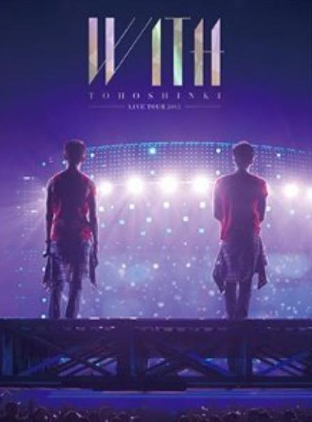 LIVE TOUR 2015 ~WITH~ はいままでのライブ写真集の中で最大ボリュームの156ページ!ステージでユノ様、チャンミン様と交わした約束を忘れないように、お二人がまたステージへカムバックしてくれる日を待っていよう!