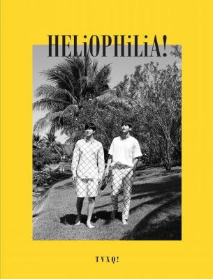 東方神起の写真集『HELiOPHiLiA』予約しちゃった♡