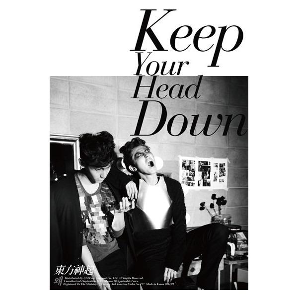 『5集 Keep Your Head Down』はDVD付きの日本ライセンス盤がおすすめ!初回限定盤と通常盤、買うならどっち???