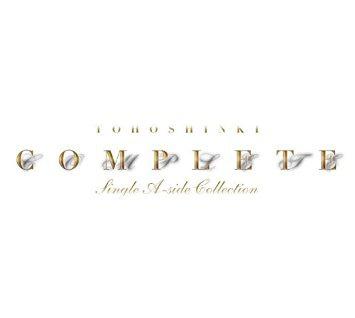 Aサイドシングルを集めた『COMPLETE – SINGLE A-SIDE COLLECTION -』。全45曲のタイトルを見るだけでもトンの歩んできた歴史を感じられます。