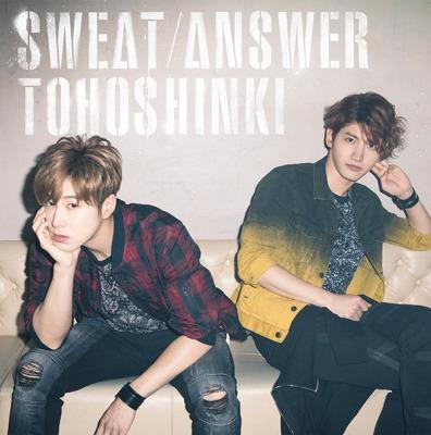 東方神起『Sweat/Answer』の歌詞とPVをご紹介!