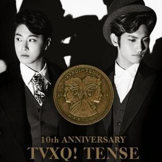 東方神起韓国アルバム7集『TENSE』赤と黒の違いは?