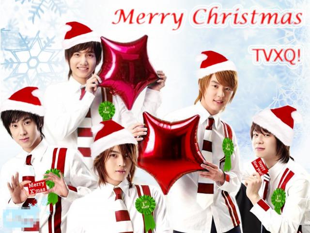 東方神起クリスマスソングや画像、可愛いエピソードをご紹介