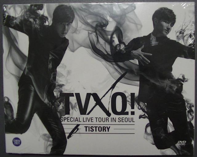 東方神起デビュー10周年『SPECIAL LIVE TOUR IN SEOUL』