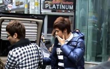 東方神起ユノ喫煙画像にファンショック!?も銘柄は気になる…
