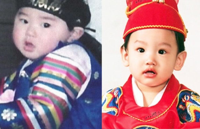 東方神起ユノとチャンミンの子供時代が知りたい!