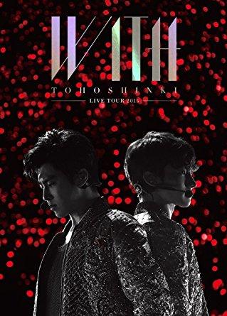東方神起ライブツアー2015withセトリ&日程&DVD情報