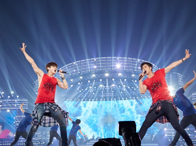 2018年東方神起ライブコンサートが公演されるらしい!?