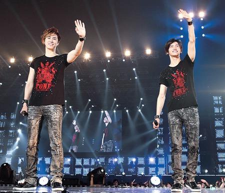 東方神起除隊後の9月にコンサートが行われるらしい!?