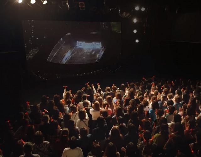 東方神起フィルムコンサートTILL&TILL2日程