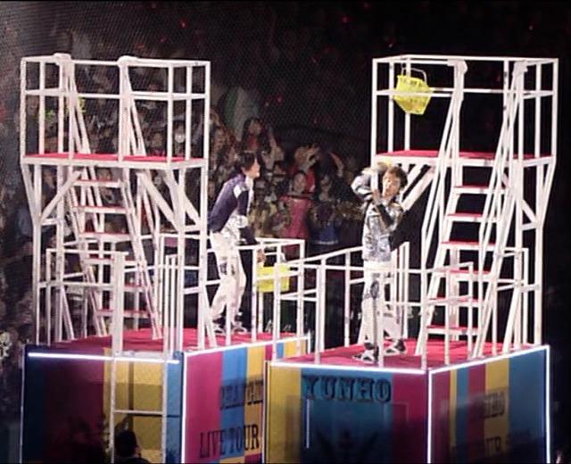 ユノの口笛がポイントの東方神起『Easy Mind』の歌詞