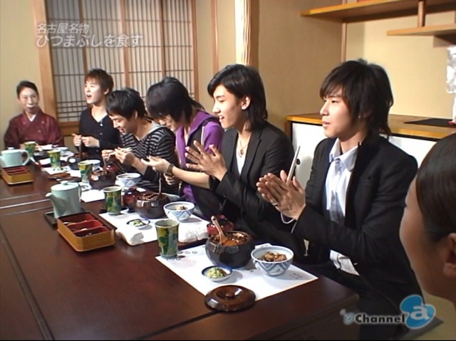 名古屋ドーム参戦ならぜひ!東方神起が訪れたひつまぶしのお店