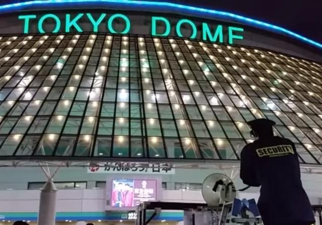 東方神起チャンミンもものまねした東京ドームDJ警備員が凄すぎ!