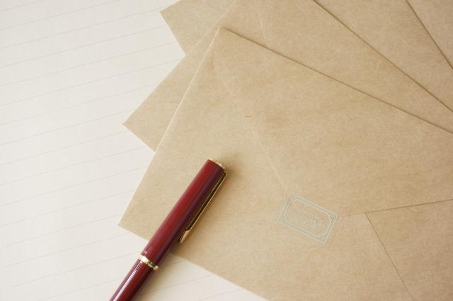 韓国語で書きたい!友達への手紙とあて名の書き方