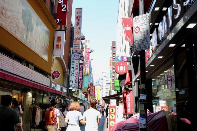 これだけ覚えれば十分!韓国旅行に役立つ韓国語会話例文集
