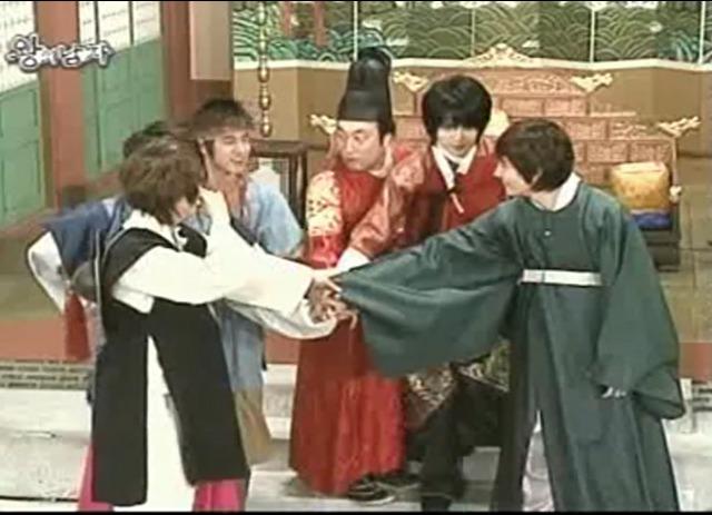 東方神起5人総出演の反転ドラマ『王の男』をご紹介!